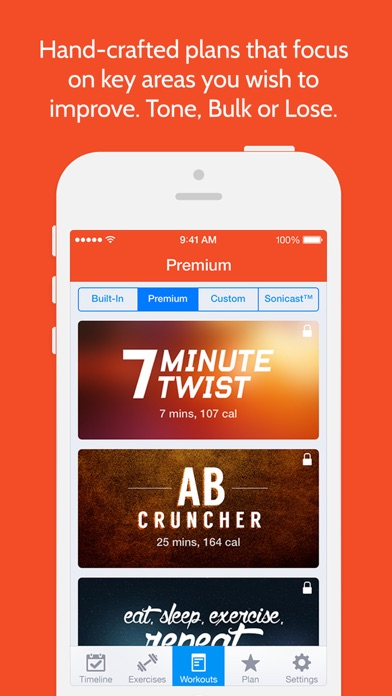 Instant Abs: Workout Trainerのおすすめ画像4