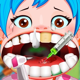 Kids Dentist : Scary doctor