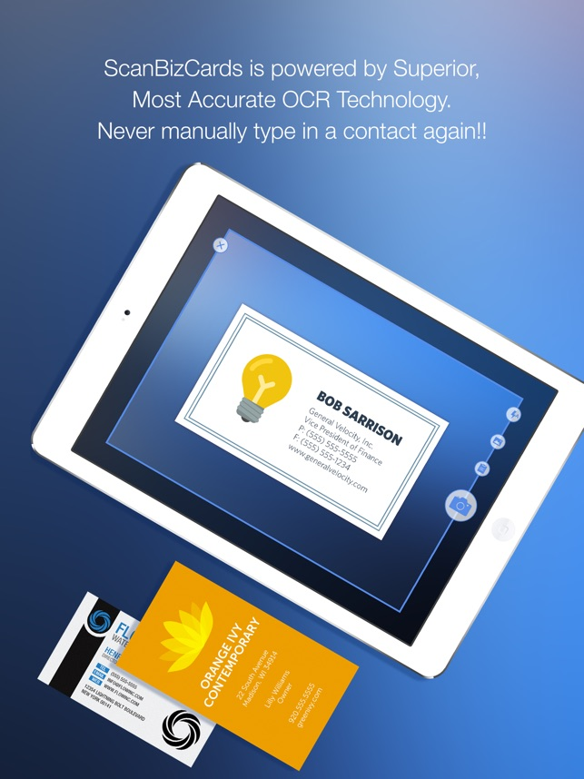 Scanbizcards on the app store colourmoves Gallery
