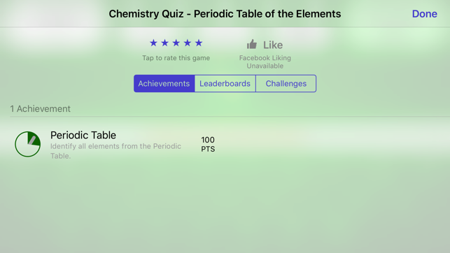 Chemistry periodic table of elements quiz no ads on the app store urtaz Choice Image