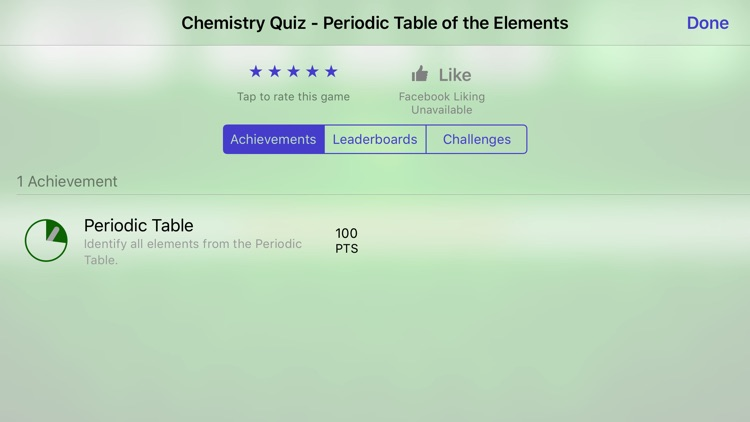 Chemistry Periodic Table of Elements Quiz (No Ads) screenshot-3