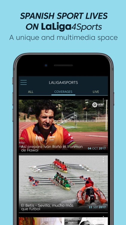 La Liga TV - The football TV screenshot-5