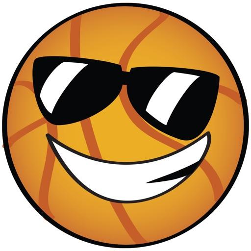 Basketball Sporji Stickers