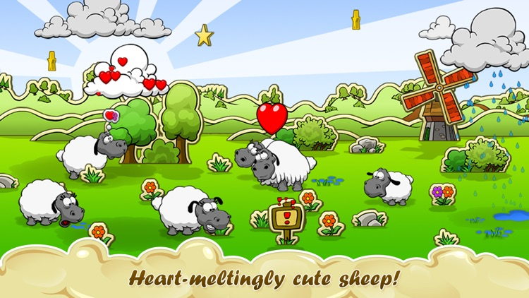 Clouds & Sheep screenshot-0