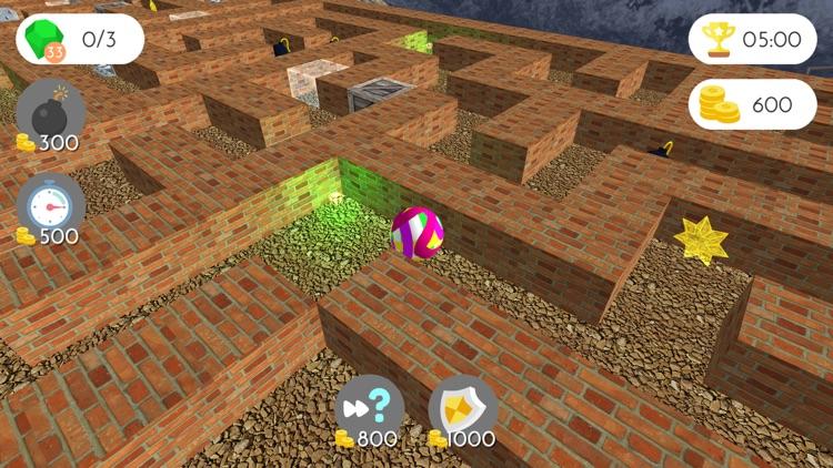 Heaven Maze 3D screenshot-4