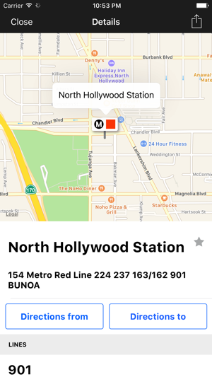 Go Metro LACMTA Official App on the App Store