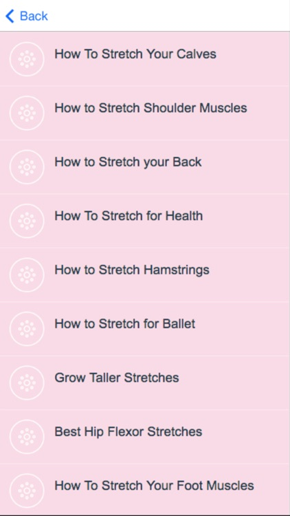 Stretching Exercises for Beginners screenshot-4