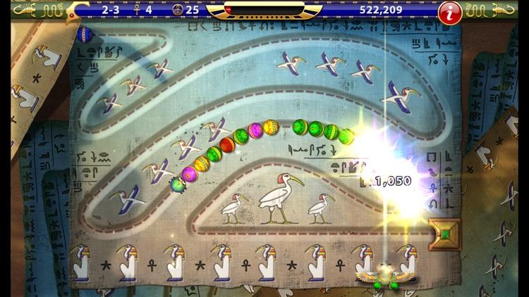 Luxor HD screenshot-3