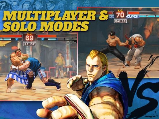Игра Street Fighter IV CE