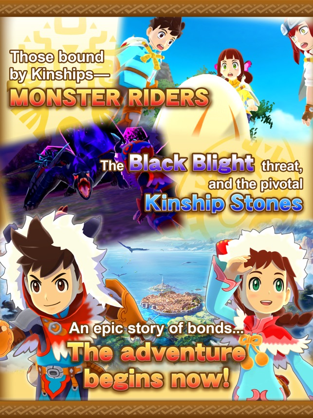 download game monster hunter stories full chapter