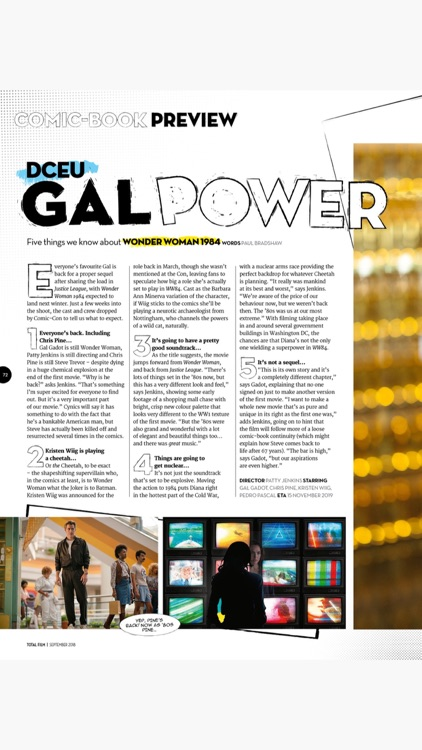 Total Film Magazine screenshot-4