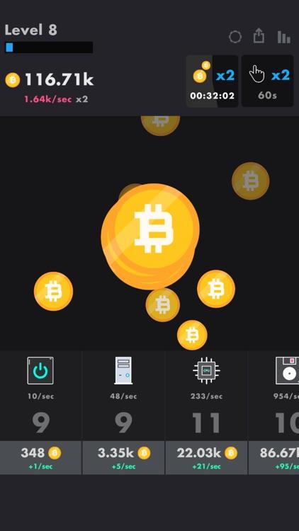Bitcoin! screenshot-3