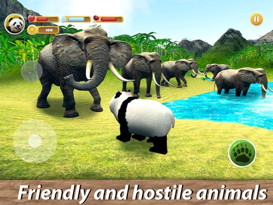 Panda Family Simulator screenshot 6