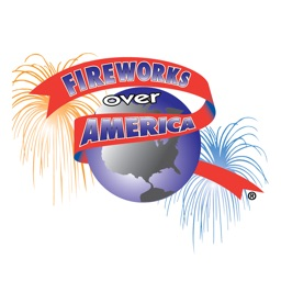 Fireworks Over America
