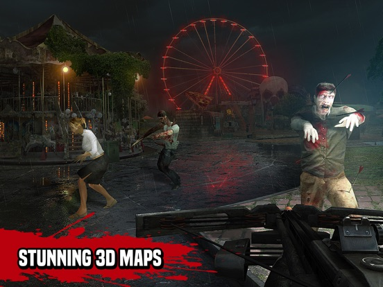 Zombie Hunter: Post Apocalypse Screenshots