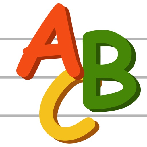 一年级学写ABC