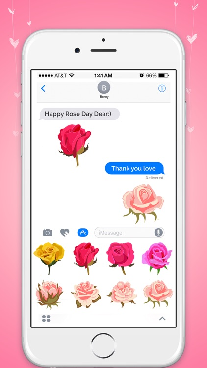 Animated Rose Day Stickers screenshot-3