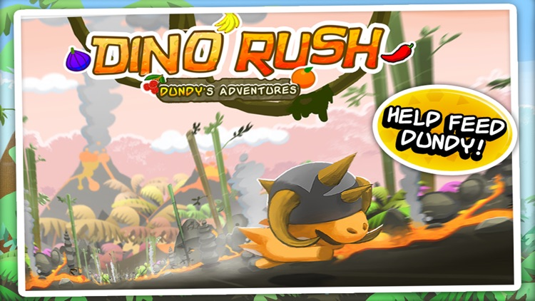 Dino Rush screenshot-0
