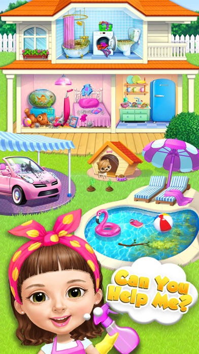 Sweet Baby Girl Cleanup 5 screenshot 3
