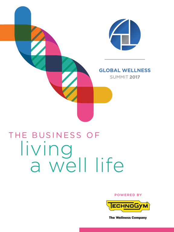 2017 Global Wellness Summit screenshot 3