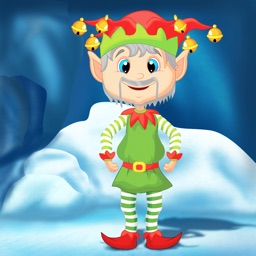 Santa's Elves Candy Cane Jump : The Christmas Magical Story - Free Edition