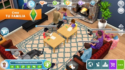 download Los Sims™  FreePlay apps 4
