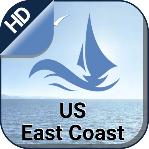US East Coast Boating Charts