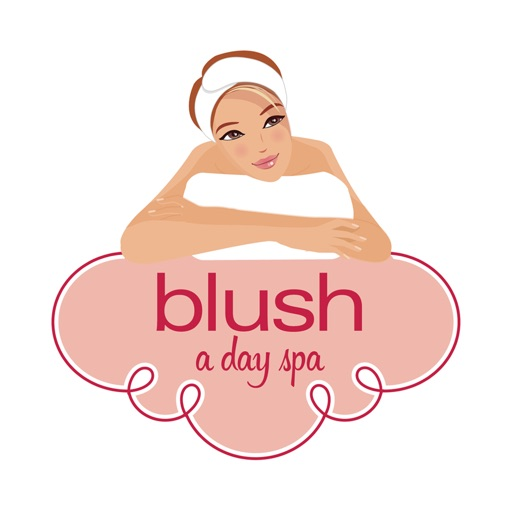 blush a day spa