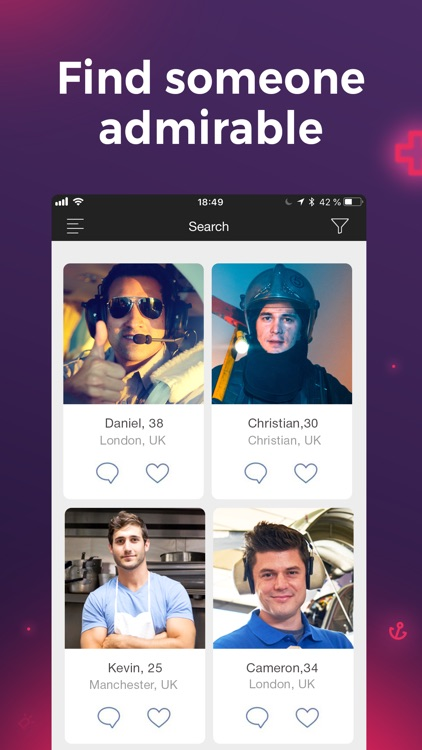Uniform - Dating App