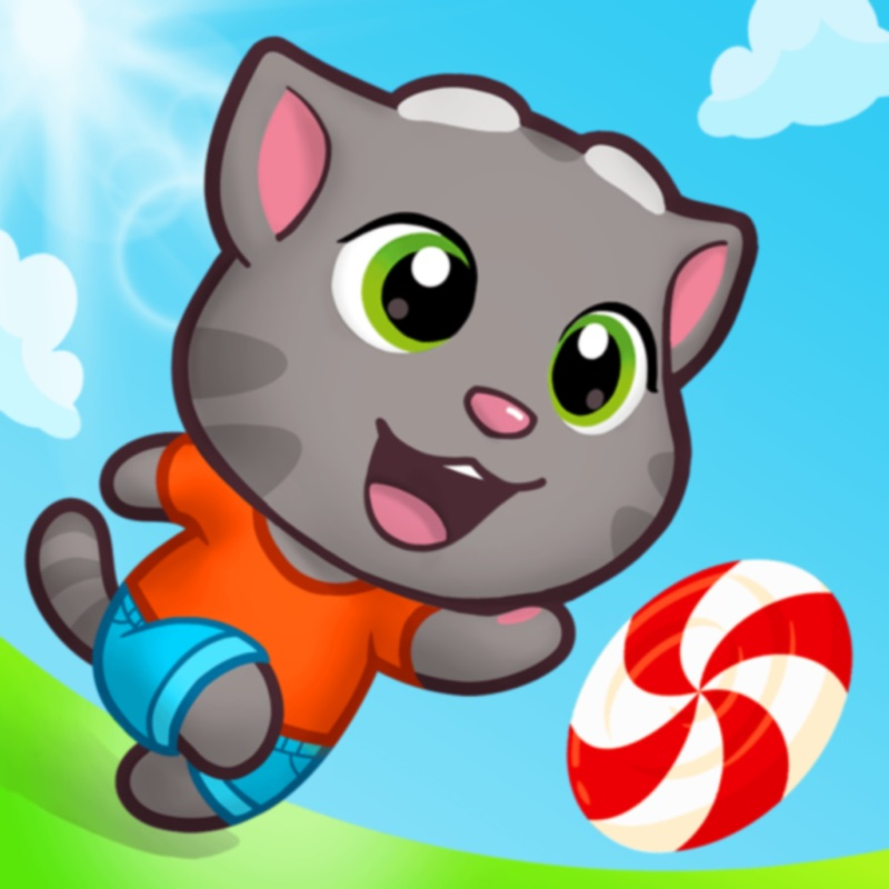 Talking Tom Candy Run Hack Tool