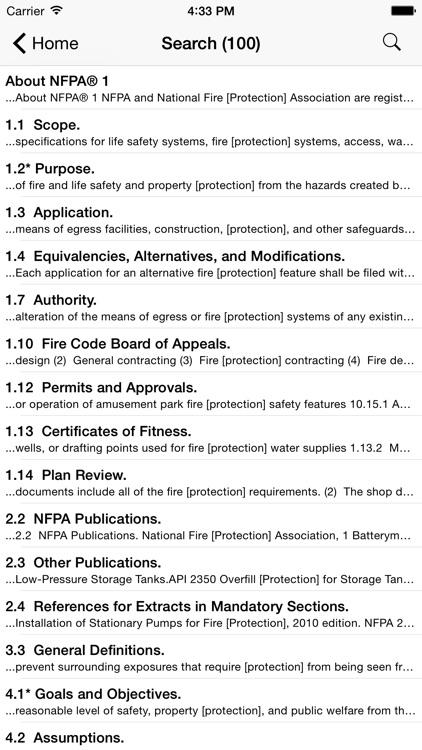 NFPA 1 2012 Edition