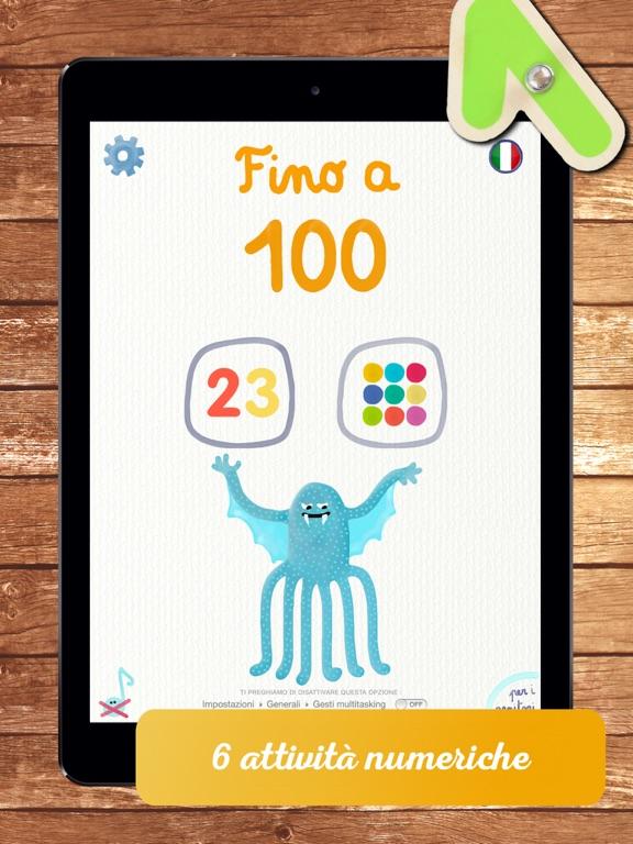 iPad Schermata 1