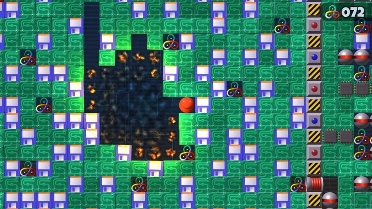 Supaplex: Second Chance screenshot-0