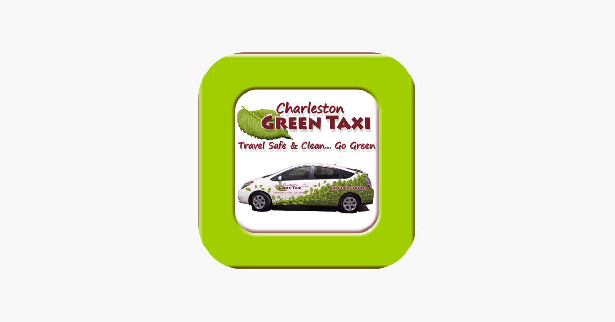 Charleston Green Taxi on the App Store