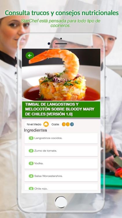 StarChef: Recetas de Cocina