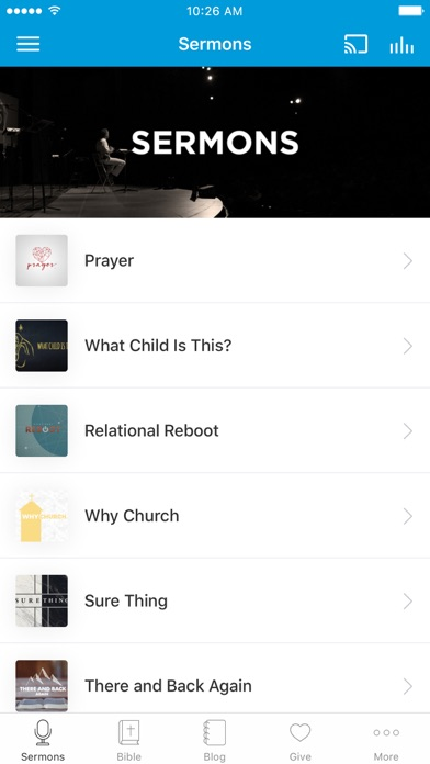 City Church Charlottesville screenshot 1