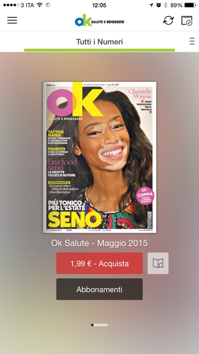 Telecharger Ok Salute Digital Edition Pour Iphone Ipad Sur L App Store Forme Et Sante