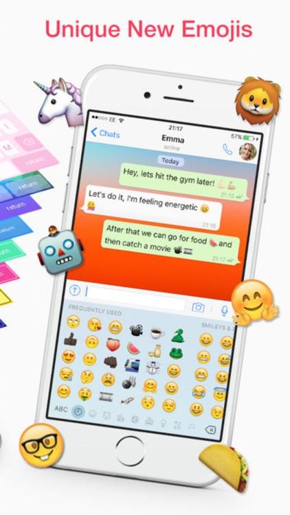Magic Emoji Keyboard Skins