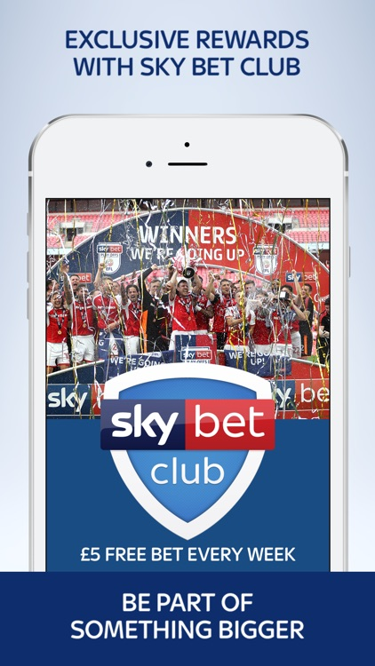 Sky Bet - Sports Betting by Sky Betting & Gaming