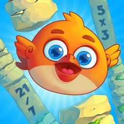 Mathy Bird (Math - Game)