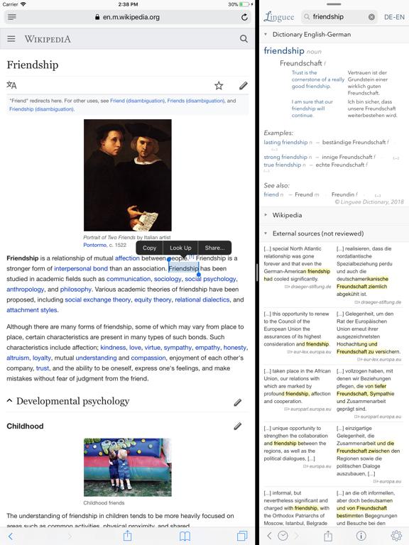 Freundschaft plus definition wikipedia