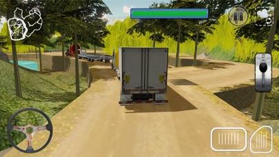 貨物トレーラー輸送トラックのおすすめ画像4