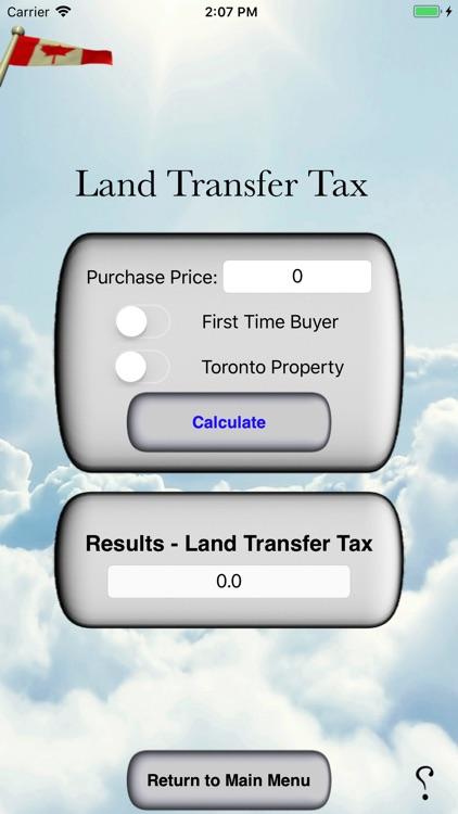6 in 1 Real Estate Calculator screenshot-4
