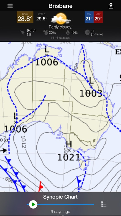 AUS Radar: WeatherAlert screenshot-4