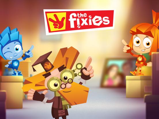 The Fixies: お子様向けの新しいゲームのおすすめ画像1