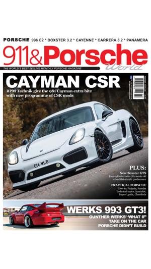 911 & Porsche World Magazine on the App Store