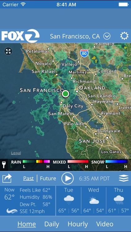 KTVU Weather screenshot-0