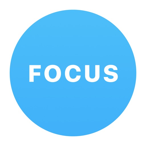 Focus - 仕事効率化タイマー