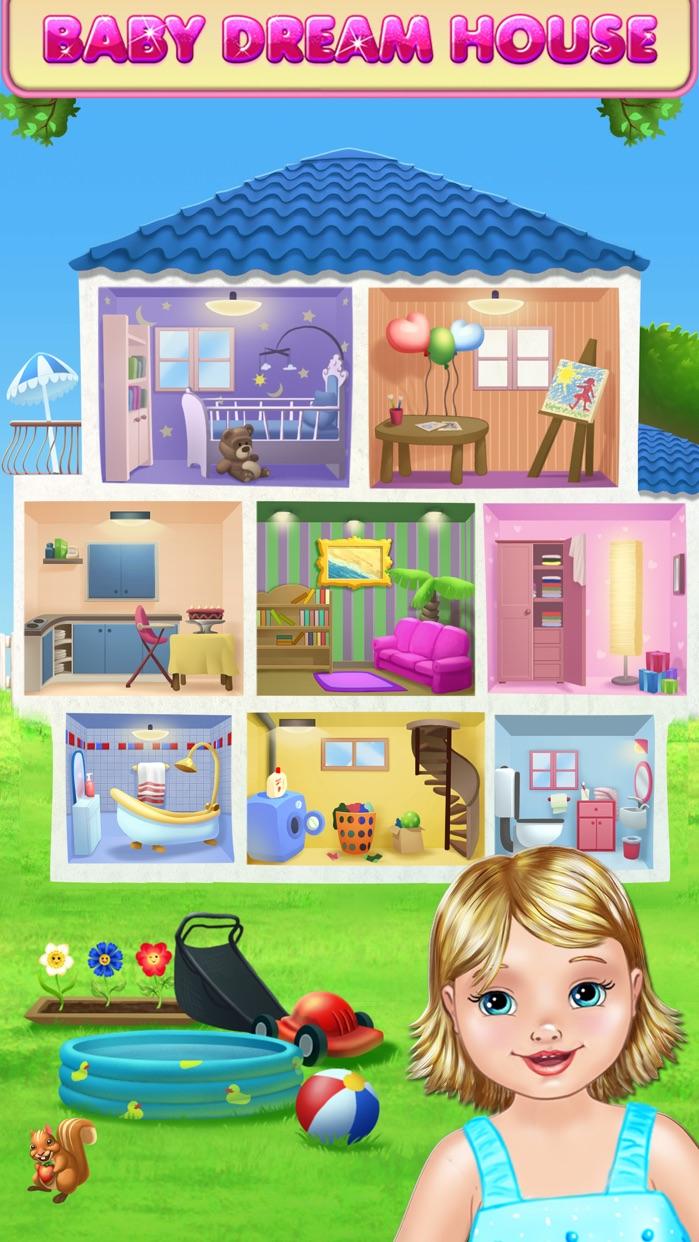 Baby Dream House Screenshot