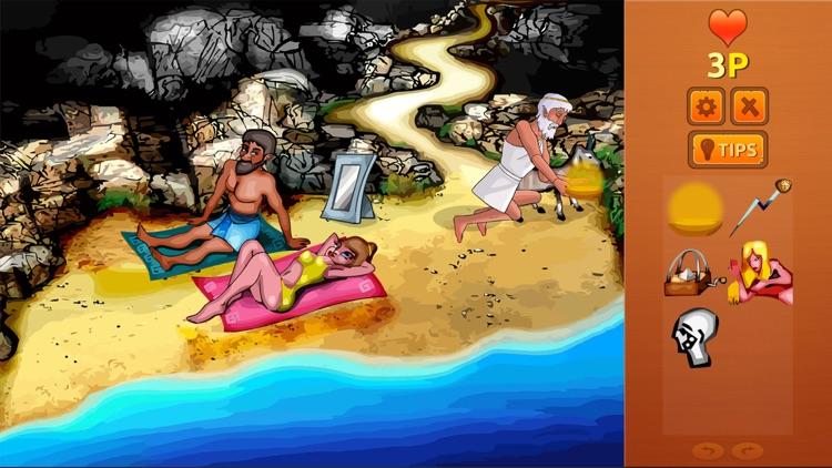 Zeus Quest Remastered Lite screenshot-0